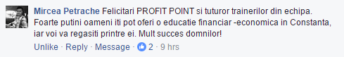 Marturii Profit Point